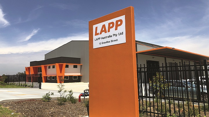 Lapp Australia office and warehouse