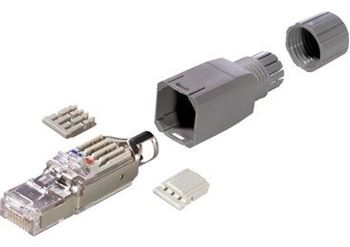 Picture for category Ethernet RJ45 Connectors