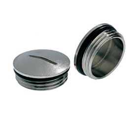 Picture of Metal Blank Plug M20+O-Ring