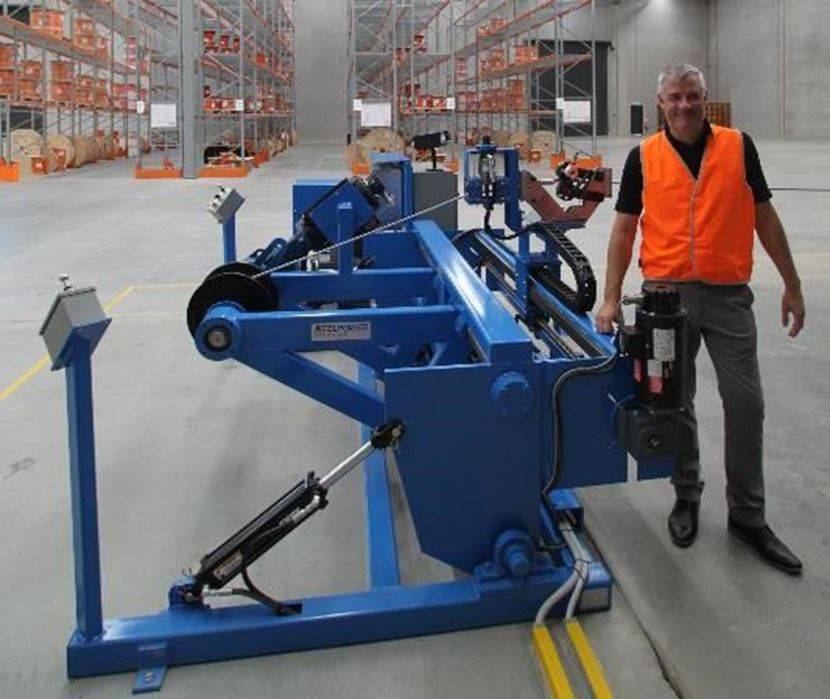 Customised cable cutting by Lapp Australia