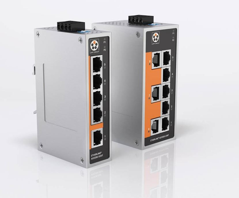 ETHERLINE Industrial Switches - ACCESS range