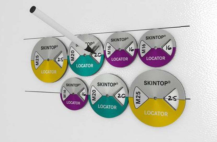 New SKINTOP LOCATOR From LAPP