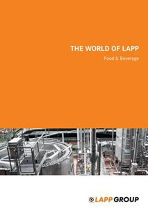 Lapp F&B Product Selection Guide
