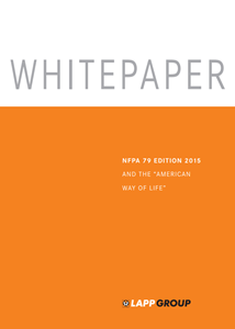 NFPA 79 Cable Regulations in USA