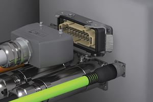 Plug-and-Play Connectors Lower Wiring  Costs