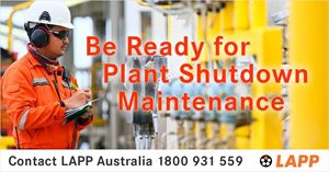 Be Ready for your Scheduled Plant Shut-down