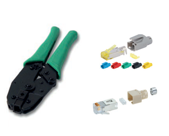 Picture for category LAN Connectors & Tools