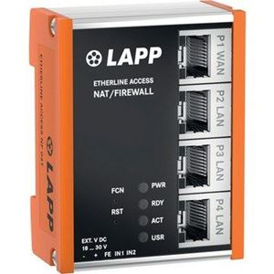 Industrial NAT Router / Firewall from LAPP