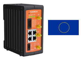 Picture of TOSIBOX Lock 500i (with GSM)