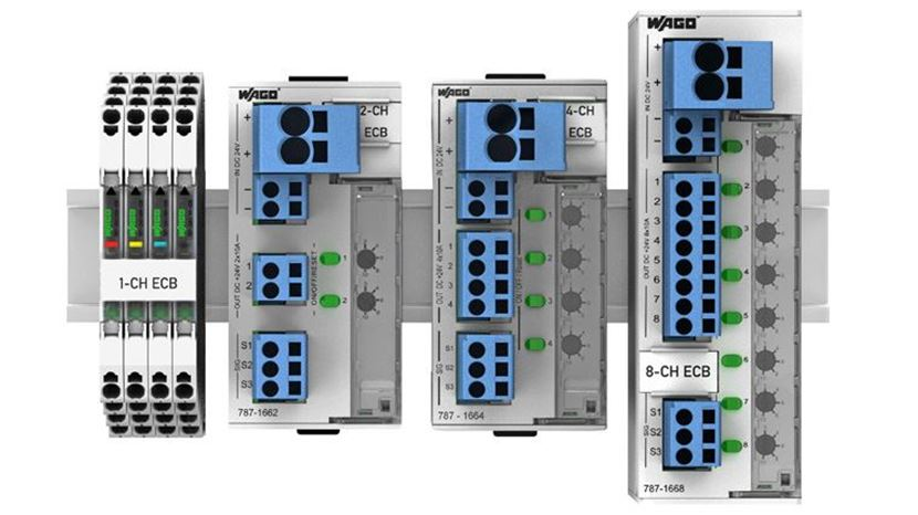Why Use WAGO Electronic Circuit Breakers?