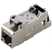 Picture of RJ45 Cat.6A Coupler T568A