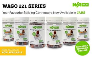 Wago 221 Wire Connectors Available In Jars