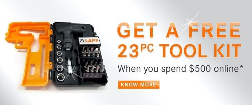 Free LAPP Tool Kit